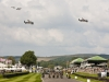 Lancasters fly over West Sussex at War commemoration