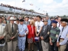 Sir Jackie Stewart joined by motor racing greats at Goodwood