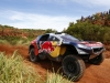 Sebastien Loeb (FRA) from Team Peugeot Total performs during stage 2 of Rally Dakar 2016 from Villa Carlos Paz to Termas de Rio Hondo, Argentina on January 4, 2016.