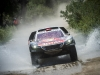 Cyril Despres (FRA) of Team Peugeot-Total races during stage 12 of Rally Dakar 2016 from San Juan to Villa Carlos Paz, Argentina on January 15th, 2016