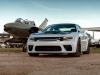 The 2020 Dodge ChargerScat Pack Widebodyfeatures abest-in-class, naturally aspirated485-horsepower from the proven392 cubic inch HEMI® V-8 engine