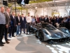 Aston Martin and Red Bull Racing unveil radical AM-RB 001 (Credits Aston Martin