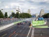 The Race.  Berlin e-Prix, Alexanderplatz, Germany, Europe. Saturday 21 May 2016 Photo: Adam Warner / LAT / FE ref: Digital Image _L5R0390