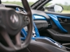 Interior of Acura NSX Time Attack 2 Vehicle