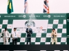 Jaguar Classic Challenge 2016 Classic Le Mans 8th July Podiums and Awards Usage: Press/PR/Editorial/Web/Social Media Photography Copyright Malcolm Griffiths 07768 230706 www.malcolm.gb.net