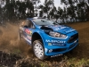 Eric Camilli (FRA) performs during FIA World Rally Championship 2016 Portugal in Porto, Portugal on May 19, 2016