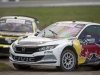 Sebastian Eriksson competes at Red Bull Global Rallycross in Jacksonville, NC on 1 July, 2016