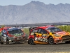 (L-R) Jeff Ward and Steve Arpin race at Round 1 of Red Bull Global Rallycross at Wild Horse Pass Motorsports Park in Phoenix, Arizona, USA on March 21, 2016