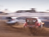 Steve Arpin slides through the dirt at Red Bull Global Rallycross in Arizona, USA on 22, May 2016