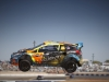 Austin Dyne takes the jump at Red Bull Global Rallycross in Arizona, USA on 22, May 2016
