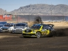 Tanner Faust races at Round 2 of Red Bull Global Rallycross at Wild Horse Pass Motorsports Park in Phoenix, Arizona, USA on March 22, 2016