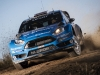 Mads Ostberg (NOR) performs during  the FIA World Rally Championship Argentina 2016 in Cordoba, Argentinao on April 21, 2016