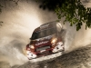 Khalid Alsuwadi (QAT) performs during  the FIA World Rally Championship Argentina 2016 in Cordoba, Argentina on April 22, 2016
