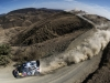 Sebastien Ogier (FRA) performs during the FIA World Rally Championship Mexico 2016 in Leon, Mexico on March 5, 2016