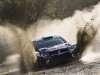 Sebastien Ogier (FRA) performs during the FIA World Rally Championship Mexico 2016 in Leon, Mexico on March 6, 2016