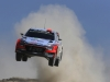 Daniel Sordo performs during the FIA World Rally Championship Mexico 2016 in Leon, Mexico on March 4, 2016