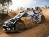 Andreas Mikkelsen (NOR) performs during  FIA World Rally Championship 2016 Italy in Alghero , Italy on June 9, 2016