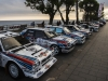 Historic WRC Cars seen during FIA World Rally Championship 2016 Italy in Alghero , Italy on June 8, 2016