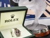 Best of Show award and Rolex watch -  Oyster Perpetual Datejust 41, Steel & Pink Gold,  Chocolate Dial, Fluted Bezel, Oyster bracelet for Pebble Beach Concours d'Elegance 2016