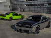 2017 Dodge Challenger T/A 392 (foreground) and 2017 Dodge Challenger T/A (background)