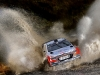 Thierry Neuville performs during FIA World Rally Championship in Deeside, Great Britain on 28 October, 2016