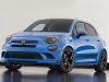 The Fiat 500X Chicane is among the Mopar-modified vehicles showcased at this year's Specialty Equipment Market Association (SEMA) Show.
