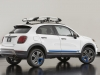 The Fiat 500X Mobe is among the Mopar-modified vehicles showcased at this year's Specialty Equipment Market Association (SEMA) Show.