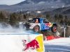 Bryce Menzies qualifies at Red Bull Frozen Rush at Sunday River Ski Resort in Newry, Maine, USA on January 07, 2016.
