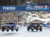 (L-R) Bryce Menzies and Ricky Johnson race at Red Bull Frozen Rush at Sunday River Ski Resort in Newry, Maine, USA on January 08, 2016.