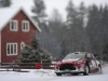 Shk Khalid Al Quassimi (UAE) performs during during the FIA World Rally Championship 2016 in Karlstad, Sweden on February 12, 2016