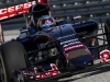 Carlos Sainz of Spain and Scuderia Toro Rosso drives STR10 in Misano, Italy on January 28th, 2015
