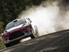Kris Meeke (GBR)  performs during FIA World Rally Championship 2016 Finland in Jyvaskyla on July 29 2016