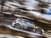 Andreas Mikkelsen (NOR) competes during the FIA World Rally Championship 2016 in Monte Carlo, Monaco on January 23, 2016