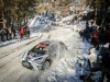 Quentin Giordano (FRA) competes during the FIA World Rally Championship 2016 in Monte Carlo, Monaco on January 22, 2016