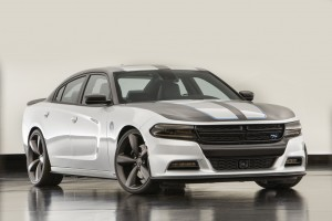 The Dodge Charger Deep Stage 3 is among the Mopar-modified vehic